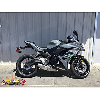 2018 Kawasaki Ninja 650 for sale 200551235